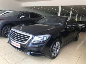 BÁN MEC S500 màu đen đăng ký 2014 biển Hà Nội