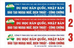 Chương trình học tiếng Hàn tại trung tâm ngoại ngữ ABC Education