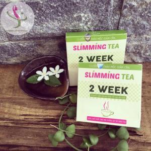 Giảm cân Slimmimg tea