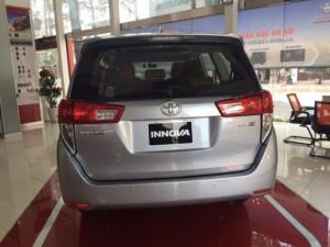 Bán Toyota Innova 2.0E model 2017 Trả góp, vay 100%  giá trị xe lãi Suất cực thấp