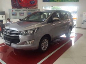 Bán Toyota Innova 2017 Mua trả góp, cho vay 100% giá trị xe lãi suất cực thấp, khuyến mãi 90tr