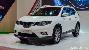 Ấn tượng với thiết kế thể thao cùng hàng loạt trang bị tính năng hàng đầu, Nissan X-Trail là cái tên sáng giá trong phân khúc crossover tại thị trường Việt.