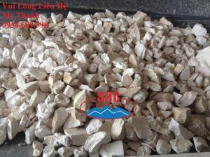 Vôi cục dùng cho ngành luyện thép, thủy sản, nông nghiệp, xử lý nước thải,....