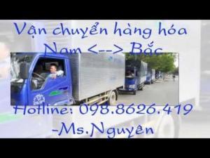 Chành xe gửi hàng đi Hưng Yên, Hà Nam, Bắc Giang