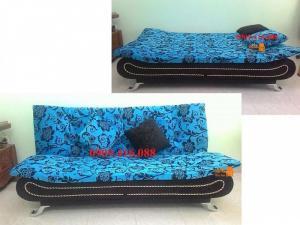 Ghế sofa giường gấp gọn tiện lợi trong nhà