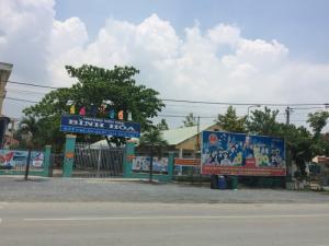 Bán đất nền dự án khu dân cư Bình Hòa Vĩnh Cửu Đồng Nai