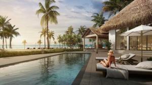 Kem Beach resort,thiên đường nghỉ dưỡng,thiên đường