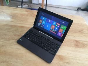 Laptop Asus T100 Atom 2G, SSD 32G, Cảm ứng...
