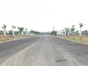 Bán nhanh 1 lô đất đường 27m trục chính dự án Coco River Side City giá tốt