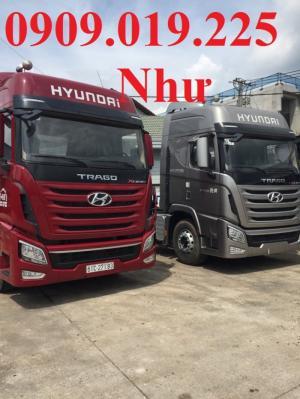 Xe đầu kéo Hyundai Xcient 360/410 mới 100% nhập khẩu nguyên chiếc giá cực sốc
