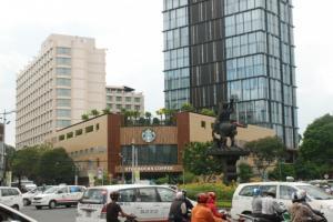 Bán nhà MT Q1 gần Bùi Viện, DT 9x19m, mô hình thu nhập đến 250tr/th, giá 39.5 tỷ