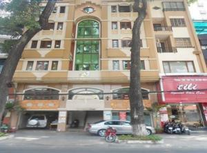Bán Building mặt tiền Cống Quỳnh, Quận 1, DT: 13 x 20m = 296m2