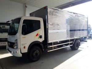 Xe tải 6t5 động cơ nissan phun dầu điện tử