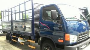 Xe tải VEAM HYUNDAI HD800 tải trọng 8T