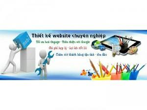 Thiết kế website chuẩn Seo theo ý tưởng