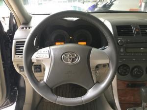 Bán Toyota Corolla altis 1.8G đời 2010, màu đen
