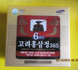 Bán Trà Sâm Hàn Quốc- Giá ổn định