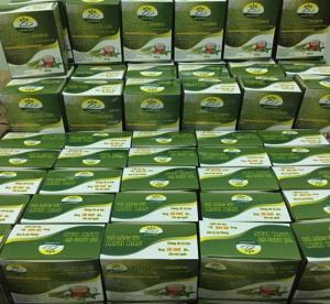 Trà măng tây Linh Đan - măng tây 100% thực phẩm bảo vệ sức khỏe