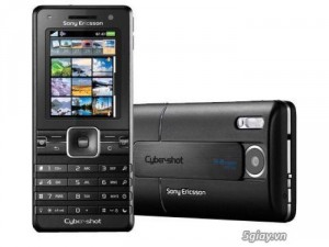Sony K770