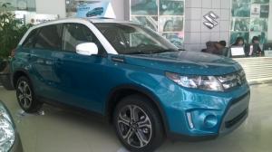 Bán xe SUZUKI VITARA đời 2017 Hải Phòng