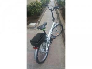Thiết bị chuyển xe đạp thường thành xe đạp điện