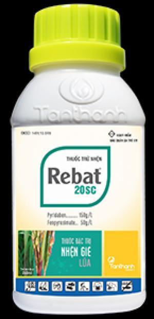 Rebat 20Sc – Thuốc Đặc Trị Nhện Cho Cây Trồng
