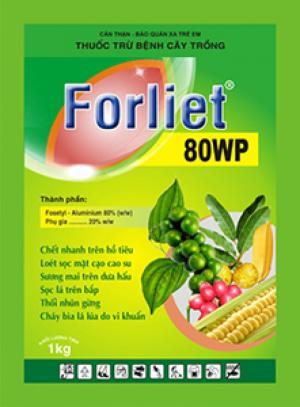 Forliet 80Wp – Thuốc Đặc Trị Nấm Bệnh Cho Cây Trồng
