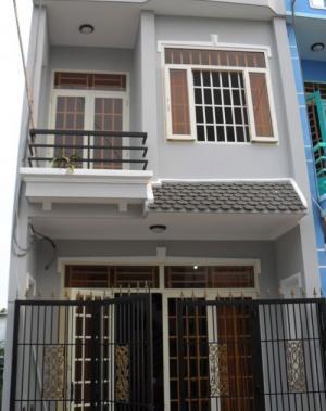 Cần tiền bán gấp nhà 1 lầu mới đẹp HXH Lạc Long Quân, Phường 5, Quận 11. Giá 1,6 tỷ