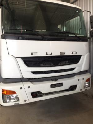 FUSO FJ 3 giò tải 15t thùng dài 9m