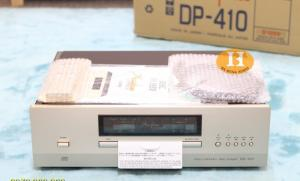 Đầu CD Accuphase DP 410 hàng new chưa sử dụng...