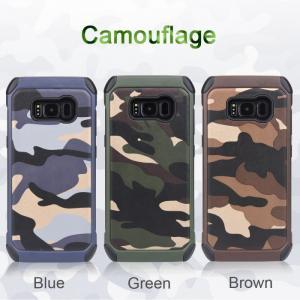 Ốp Lưng Chống Sốc Nx Camo Dành Cho Galaxy S8 ,S8 Plus