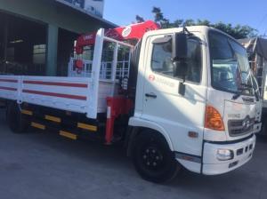 Xe tải FC9JLSW HINO 500 Series FC 6,2 tấn