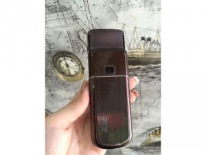 Nokia 8800 saphira brow likenew công ty