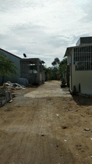 Bán đất thổ cư tại kiệt 73 Nguyễn Hoàng 70m2 gần UBND phường