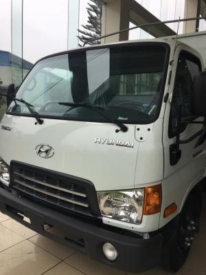 Xe tải THACO HYUNDAI , xe tải THACO HYUNDAI HD650 mới tải trọng 6,4 tấn