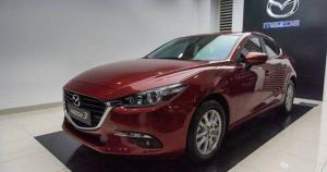 Mazda 3 2017, tặng Bảo Hiểm, Phụ Kiện, Mở rộng Bảo hành, hỗ trợ trả góp