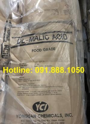 Bán-Acid-Malic, bán-DL-Acid Malic hàng Hàn Quốc, Acid-Malic-Korea.