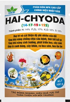 Hai Chyoda – Phân Bón Rễ Dành Cho Cây Trồng