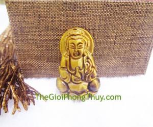 Phật quan âm mắt mèo trung FS6482
