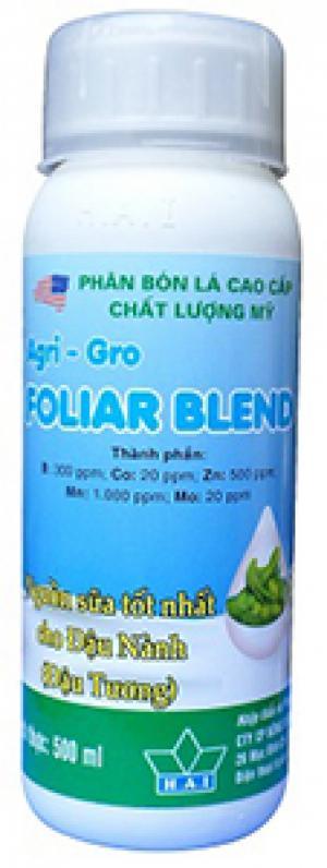 Agri-Gro Foliar Blend – Phân Bón Lá Cung Cấp Trung Vi Lượng