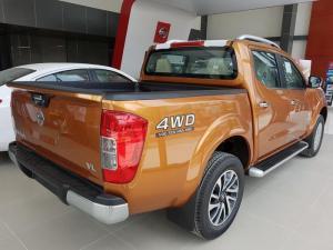 Bán xe bán tải Nissan Navara VL 2.5 AT 2017 giá rẻ tại nissan gò vấp