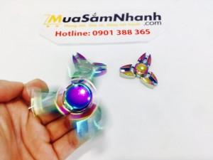 Con quay Spinner 3 cánh Sakura Kim Loại Cực Đẹp ,Fidget Spinner, Hand Spinner - MSN388167