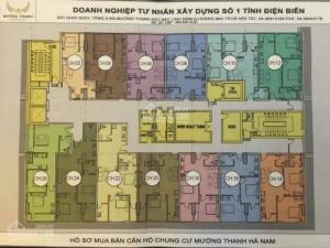 Mở bán căn hộ chung cư Mường Thanh Hà Nam.