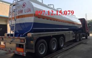 Mooc tec xăng dầu  cimc thẩm quyến lốp 12R22.5 không xăm đời 2017