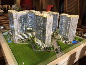 Chính thức mở bán GĐ1 ưu tiên 100 căn 51m2/1.1 tỷ CK ngay 3-18 % Melody Residences II Lũy Bán Bích