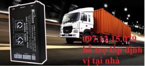 Lắp đặt định vị xe tải giá rẻ nhất thị trường, hỗ trợ lắp tại nhà