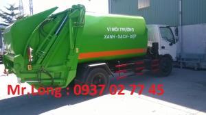 xe HINO cuốn ép chở rác 6m3 , HINO chở rác thùng 6 khối , xe HINO 5 tấn ép chở rác , giá xe HINO 5 tấn ép chở rác , đại lý xe HINO 5 tấn ép chở rác