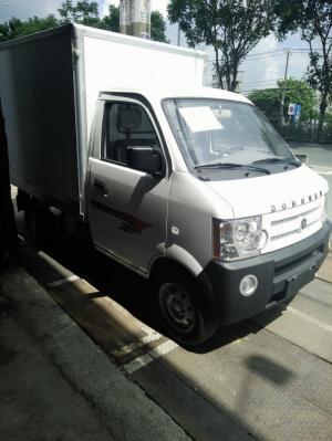 Xe Dongben thùng kín 800kg. Giá tốt ưu đãi