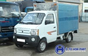 Xe tải Dongben thùng kín 2m5 giá rẻ chỉ có  tại bình dương