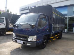 Xe tải hyundai iz 2t4,giá rẻ nhưng chất lượng ko thay đổi,20%nhận xe